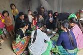 Kỳ thú phong tục cúng Tết của người Mông nơi lưng trời Mỹ Á