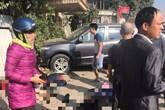 Xe khách tông Santa Fe đi chơi Tết, 3 người tử vong