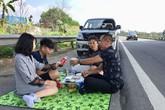 Xử phạt tài xế mở tiệc rồi livestream trên cao tốc Nội Bài - Lào Cai