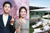 Trước khi dính tin đồn chia tay, Song Joong Ki và Song Hye Kyo từng gây sốc khi tiết lộ cuộc sống trong biệt thự sang