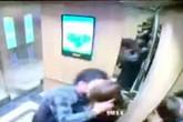 Thông tin mới gây bất ngờ vụ nữ sinh bị cưỡng hôn trong thang máy