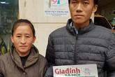 Báo Gia đình và Xã hội trao quà cho chàng trai dân tộc hỏng 1 mắt, chỉ có 20 triệu đồng về Hà Nội mổ tim