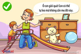 """9 câu nói """"có sức mạnh"""" trẻ luôn muốn nghe từ cha mẹ"""