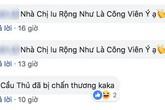 """""""Nghịch dại"""" chơi đua vali với con trai để bị ngã sấp mặt, nhưng dân mạng chỉ chú ý đến chi tiết này trong clip của Thu Minh"""