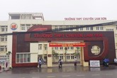 Thanh Hóa: Yêu cầu xử lý hàng loạt sai phạm tại Trường THPT chuyên Lam Sơn