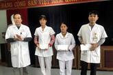 Hải Dương: 3 nhân viên y tế hiến máu cứu sống sản phụ nguy kịch