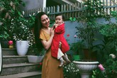 Bảo Trâm Idol mang thai lần hai khi con gái mới 1,5 tuổi