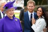 Đây là lý do khiến Nữ hoàng Anh không tin tưởng vào cuộc hôn nhân của hoàng tử Harry và Meghan