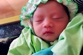 Hải Dương: Phát hiện bé gái sơ sinh bỏ rơi tại cổng chùa trong đêm cùng lá thư người mẹ