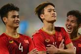 Thắng đậm 4-0 Thái Lan, U23 Việt Nam tiến thẳng vào vòng Chung kết