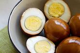 Trứng ngâm xì dầu kiểu Nhật