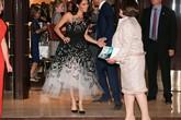 Meghan tiêu tiền như nước gấp 7 lần chị dâu Kate, lộ diện bộ váy bầu đắt đỏ nhất nhưng lại bị người dùng mạng ném đá thậm tệ