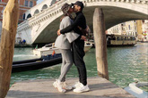 """Khánh Thi đi Italia du lịch, """"hâm nóng"""" tình yêu cùng chồng trẻ tuổi"""