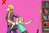 9 nguyên tắc cơ bản giúp cha mẹ có tiếng nói chung với con