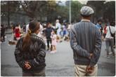 Cặp vợ chồng nông dân thấy 'gì cũng lạ' trong lần đầu đến Hà Nội
