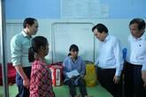"""Vụ nữ sinh bị bạn lột quần áo, đánh """"hội đồng"""": Bộ trưởng Nhạ nói gì tại Hưng Yên?"""
