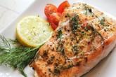 Ăn cá hồi đúng cách để giảm cân hiệu quả