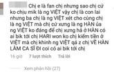 """Hari Won lên tiếng đáp trả """"sòng phẳng"""" khi bị phê phán chỉ dùng tiếng Hàn, không chịu nói tiếng Việt"""