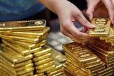 Giá vàng trong nước giảm mạnh, tụt xuống đáy