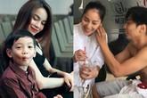 Bé Subeo, con trai Hà Hồ khiến mẹ xúc động bởi bức thư tay nhân ngày 8/3