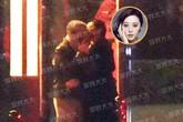 Lộ ảnh Phạm Băng Băng ôm hôn người đàn ông U60 lạ mặt giữa phố