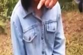 Nghệ An: Nữ sinh bị bạn bắt quỳ vì tung tin bạn có bầu