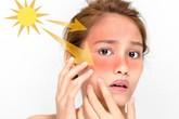 Dùng kem chống nắng cần tránh những việc này để da bạn không bị nám, sạm