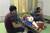 Nghệ An: Bé trai 8 tuổi bỏng nặng vì dùng xăng nhóm bếp