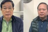Hai cựu bộ trưởng nhận hàng chục tỷ trong vụ án AVG
