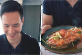 """Dẫn phụ huynh về quê bạn gái Hồ Ngọc Hà, Kim Lý muốn """"ở rể"""" luôn vì món ăn này"""