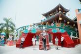 Vui thả ga với chuỗi sự kiện sôi động tại công viên giải trí lớn nhất miền Trung suốt dịp nghỉ lễ 30/4-1/5
