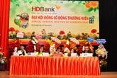 HDBank trả cổ tức 30%, đặt mục tiêu lợi nhuận trước thuế 5.077 tỷ đồng năm 2019