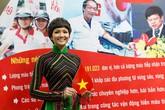 Hoa hậu H'Hen Niê rạng rỡ bên người bệnh tan máu bẩm sinh