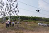 Ứng dụng thiết bị bay UAV phục vụ công tác quản lý vận hành đường dây truyền tải