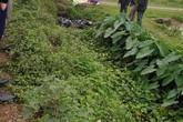Hà Nội: Nam thanh niên tử vong giữa cánh đồng