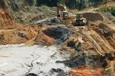 Nghệ An: Một phụ nữ đi mót quặng sụt hố bùn thải tử vong