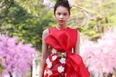 'Bản sao nhí' Hồ Ngọc Hà, con gái Xuân Lan gây chú ý khi catwalk