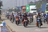 Bụi mịn đang đe dọa chất lượng sống của người dân Hà Nội và TPHCM