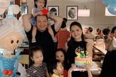 Kín tiếng sau khi ly hôn Phạm Quỳnh Anh, đạo diễn Quang Huy bất ngờ khoe điều đáng tự hào về con gái Tuệ Lâm