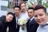 """Cường Đô La đã """"ấm ức"""" mách mẹ vợ bị Đàm Thu Trang bắt nạt"""