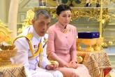 Quốc vương Thái Lan kết hôn với nữ tướng