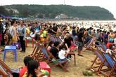 Hải Phòng: Hơn 260.000 lượt khách đổ về Đồ Sơn dịp nghỉ lễ