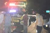 Tai nạn nghiêm trọng: Xe taxi va chạm với ô tô khách, 3 người tử vong