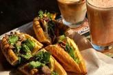 Bánh mì Việt Nam sang Hàn Quốc: 160.000 đồng/chiếc