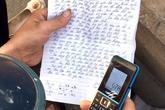 Nghẹn ngào lá thư của cô gái viết cho gia đình trước khi nhảy cầu Bãi Cháy tự tử