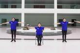 11 động tác đơn giản trong bài tập nổi tiếng ở Nhật Bản, phù hợp với cả người lười vận động nhất