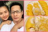 Chồng đại gia của Phan Như Thảo làm xôi Thái quá đẹp, vợ không nỡ ăn
