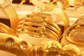 Giá vàng trong nước nhảy vọt theo đà tăng của thế giới