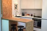 9 phòng bếp nhỏ xíu nhưng nhìn là mê