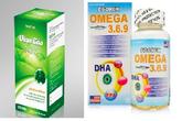 Bộ Y tế cảnh báo có dấu hiệu lừa dối người tiêu dùng trong quảng cáo Vina Tảo và Egorex Omega 3.6.9